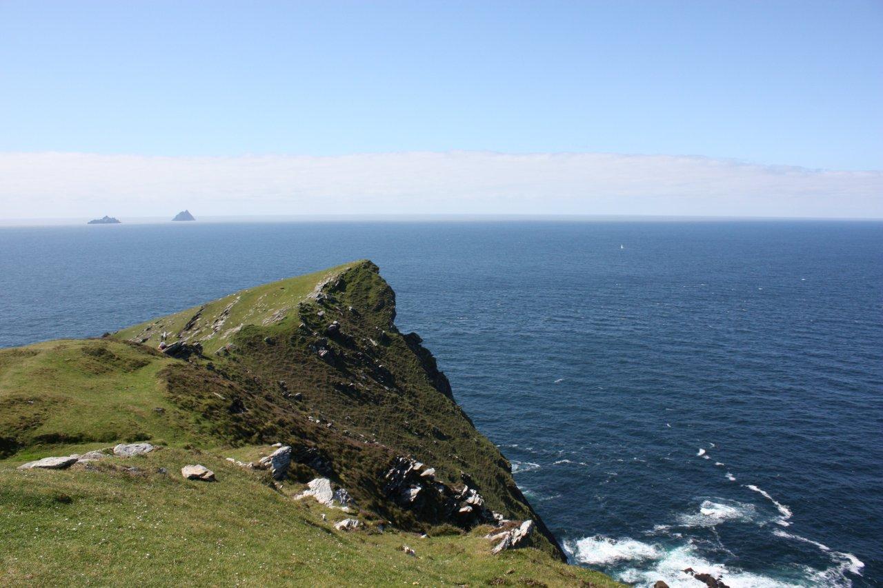Bray Head Loop Walk And Skellig View Valentia Island