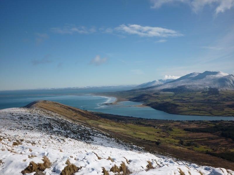 Faha Ridge, Mount Brandon, Cloghane, Kerry, Ireland, Wild Atlantic Way