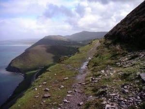 Kerry Way over kooking Dingle Bay   c.oberhalb_ccl