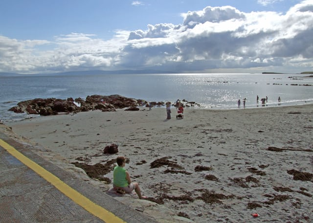 Gillespies and Galway Beaches – Coastal Variety – RV ...  |Galway Beaches