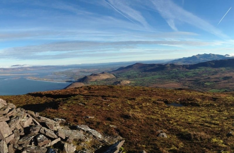 Drung Hill, Glenbeigh, Co. Kerry Wild Atlantic Way, Ireland - Copy