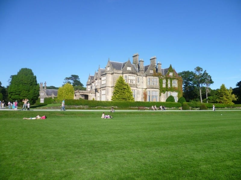 Muckross House, Killarney National Park, Ring of Kerry, Ireland