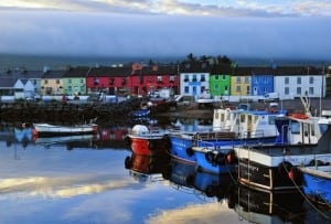 Portmagee, Ring of Kerry, Wild Atlantic Way, Ireland