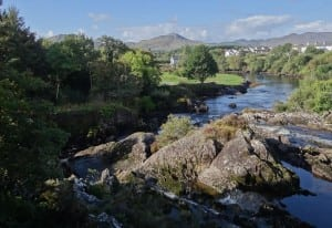 Sneem River, Ring of Kerry, Wild Atlantic Way, Ireland