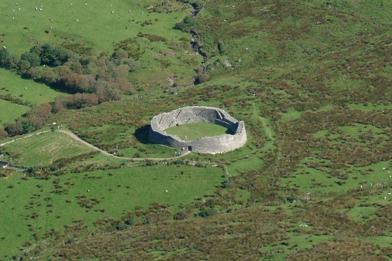 Staigue Fort - Stone Ring Fort - Parknasilla Sneem - Ring of Kerry, Wild Atlantic Way, Ireland