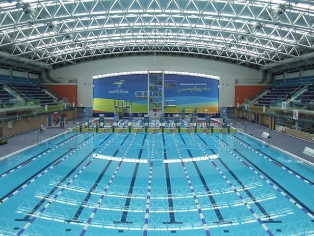 National aquatic centre dublin ireland top things to see and do Swimming pools in dublin city centre