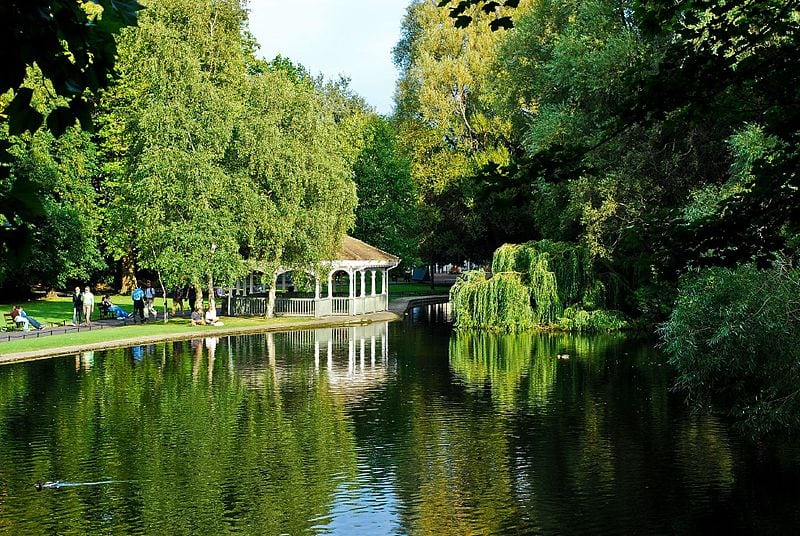 St Stephens Green Park, Dublin, Ireland – Top 10 Things to ...