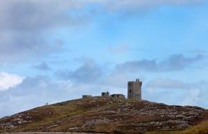 Banba's Crown Main on the Wild Atlantic Way by Valerie O'Sullivan