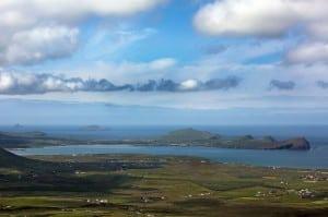 Blasket View brandon on the Wild Atlantic Way by Valerie O'Sullivan