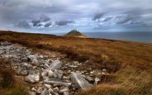 Ceide Fields on the Wild Atlantic Way by Valerie O'Sullivan