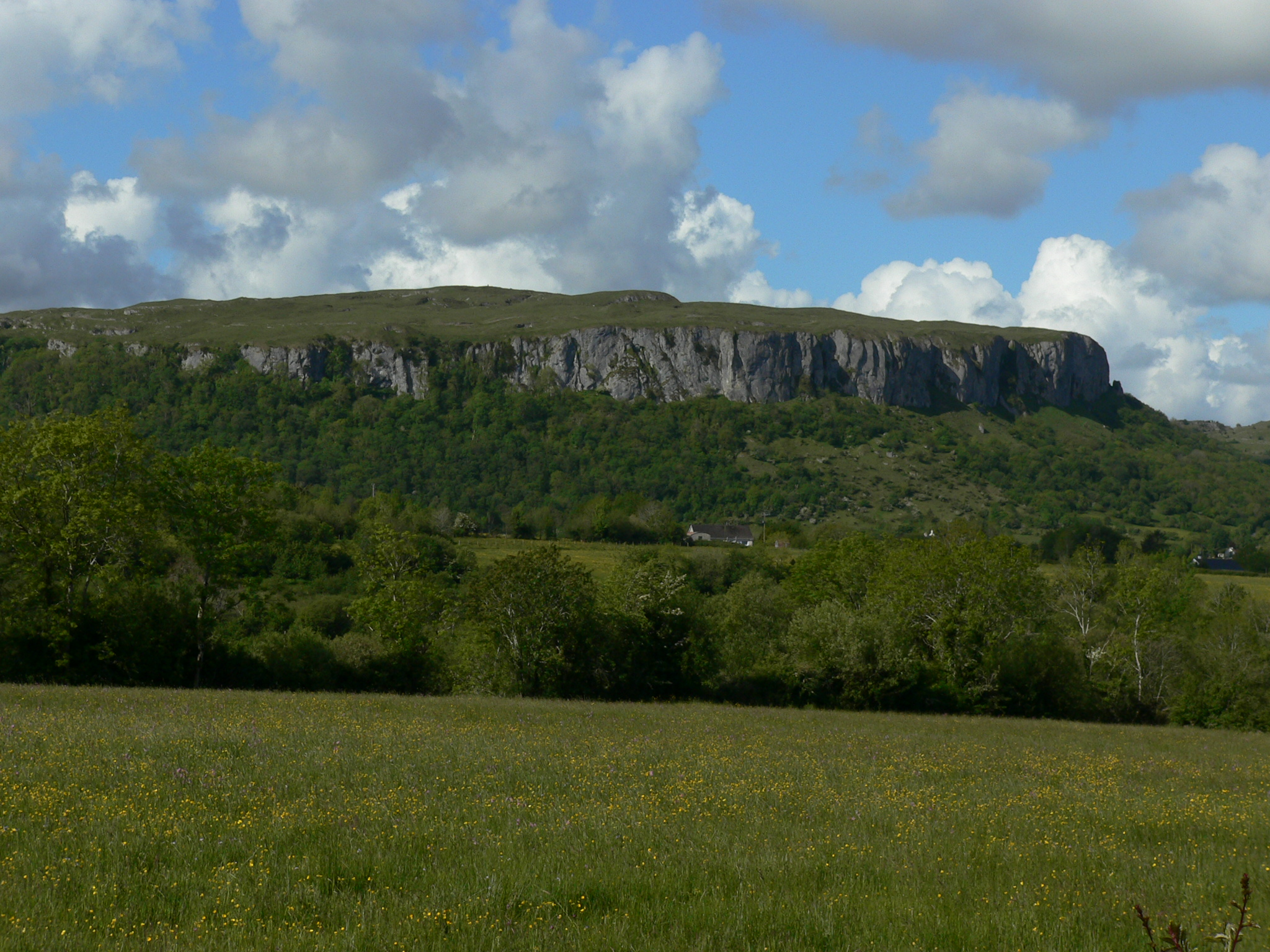 Cuilcagh-Mountain-and-Cliffs-of-Magho, Enniskillen, Fermanagh Cavan Ireland