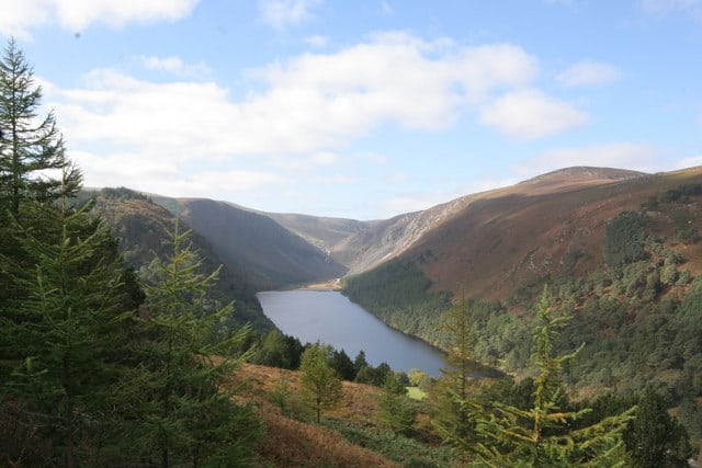 Wicklow Way Entire Walking Route Map And Trail Guide