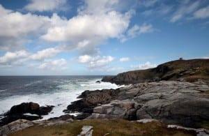 Malin Head on the Wild Atlantic Way by Valerie O'Sullivan