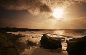Mullaghmore on the Wild Atlantic Way by Valerie O'Sullivan