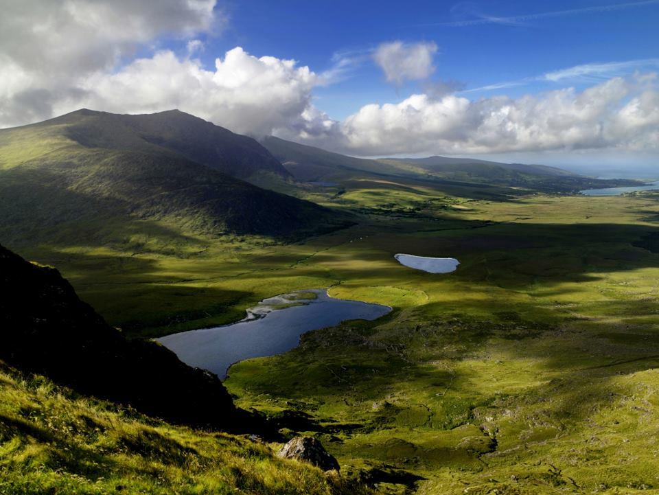 Wild Atlantic Way Kerry Route Map Ireland Activeme Ie