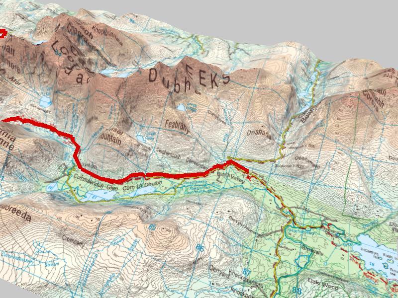 Kerry Way 3d Map Survey