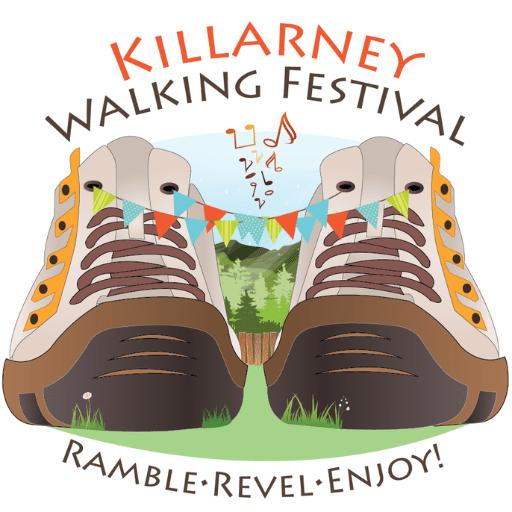 Killarney Walking Festival logo