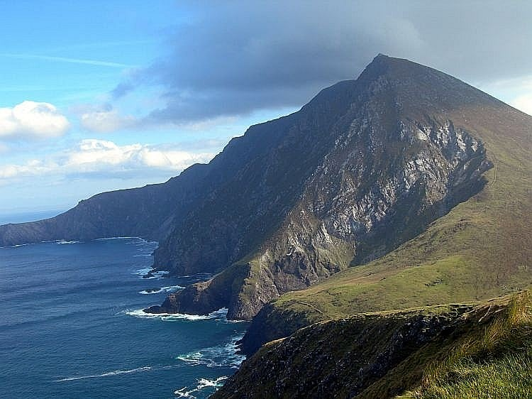 How To Get To Sea Cliffs Achill Island
