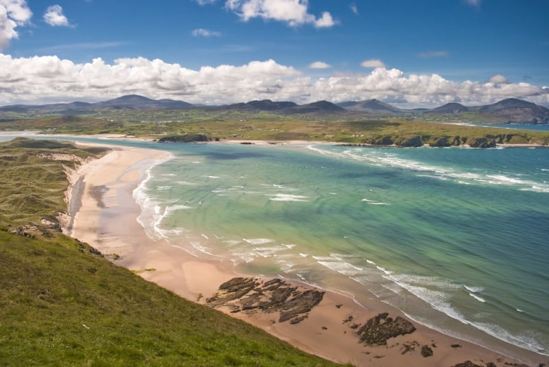 Five Fingers Strand, Inishowen, Donegal ccl.daz