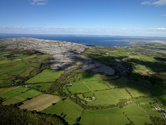Top Cycling Routes in Ireland, Burren Cycle Loop, Clare, Ireland is a Unesco World Heritage Site