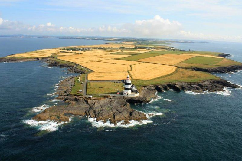 Copper Coast Scenic Drive And Cycle Route Co Waterford