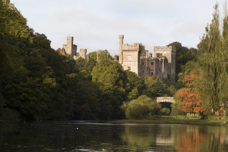 Lismore Castle Lismore Co Waterford Ireland Activeme Ie