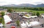 The Festival Village, Ireland BikeFest, Killarney, Co. Kerry