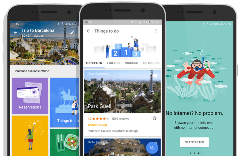 Google Trips Add Business Places Map Search How to add my business to Google Trips Business