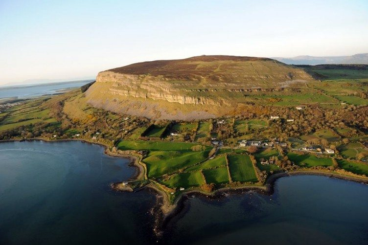 Knocknarea Mountain and Queen Meaves Grave, Yeats County and Lough Gill Scenic Drive, Irelands Wild Atlantic Way