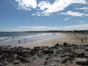 Clonea-Blue Flag Beach-Waterfords Deise Greenway, Copper Coast, Irelands Ancient East