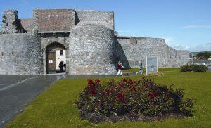 Dungarvan Castle, Co. Waterford, Ireland Failte Ireland