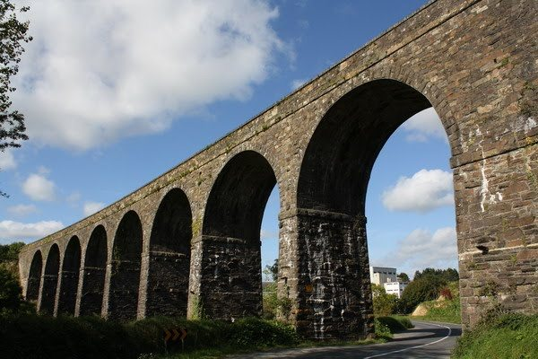Kilmacthomas_Viaduct-Waterfords Deise Greenway, Copper Coast, Irelands Ancient East