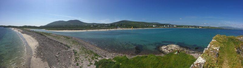 Ballinskelligs Beach, Ring of Kerry, Skellig Coast, Wild Atlantic Way, Ireland