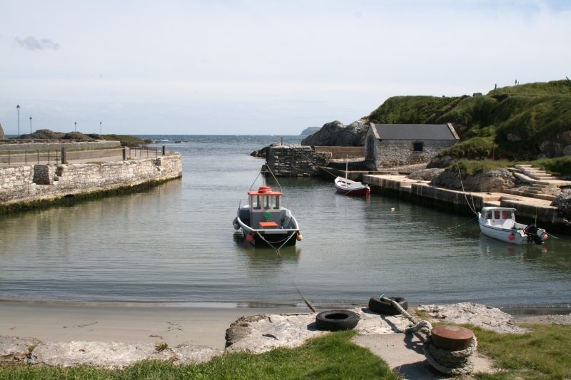Ballintoy Harbour, Causeway Coast, Antrim, Northern Ireland - Game of Thrones, Iron Islands