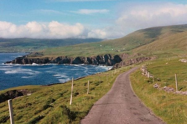 Ballinskelligs to Bolus Mountain Loop Walk, Kerry
