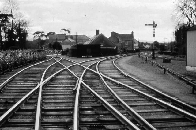 Drimoleague Railway Junction