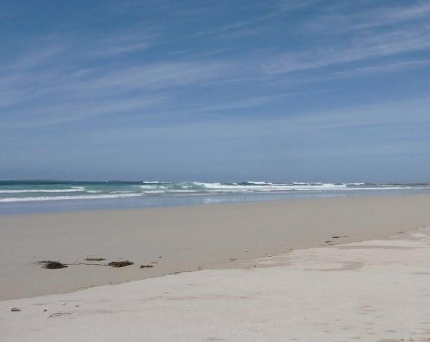 Elly Bay Beach Atlantic Side, Mayo
