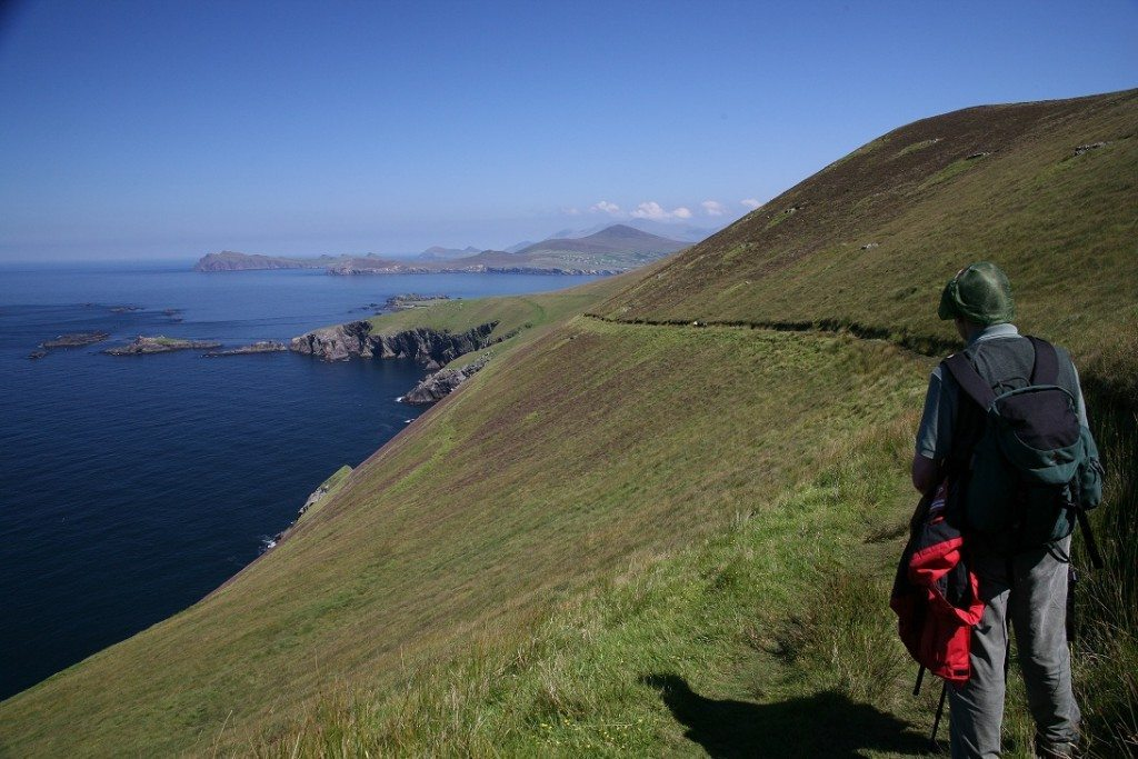 Great Blasket Island, Dingle Peninsula, Wild Atlantic Way, Kerry, Ireland