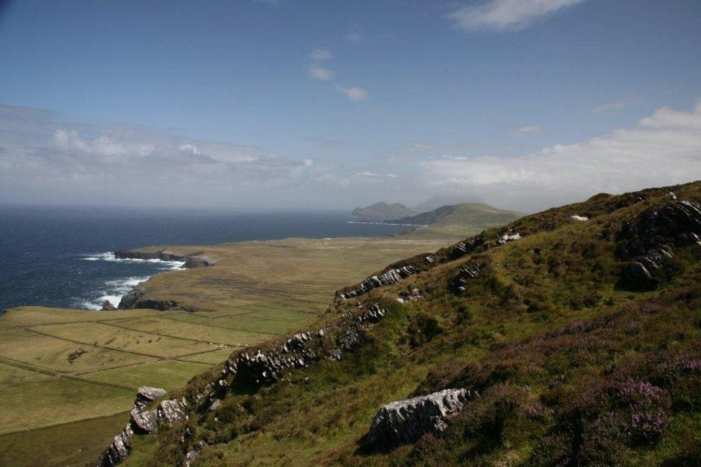 Valentia Bray Head looking east