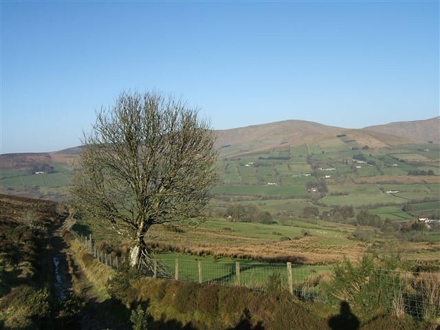 Sawel Mountain, Sperrins