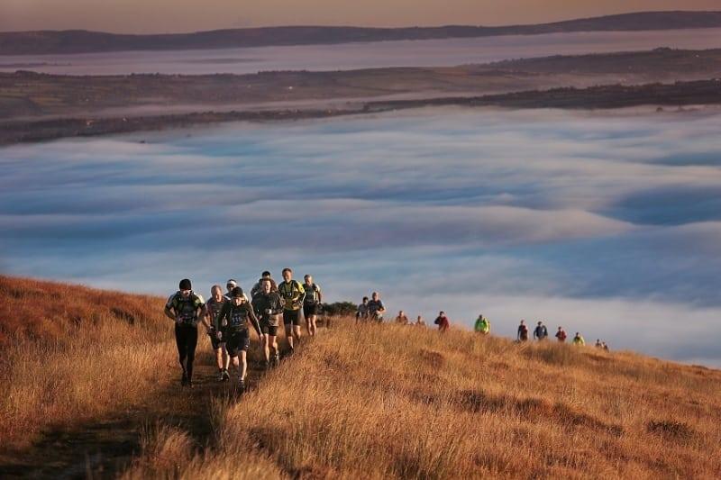Killarney Adventure Race, Strickeen Mountain