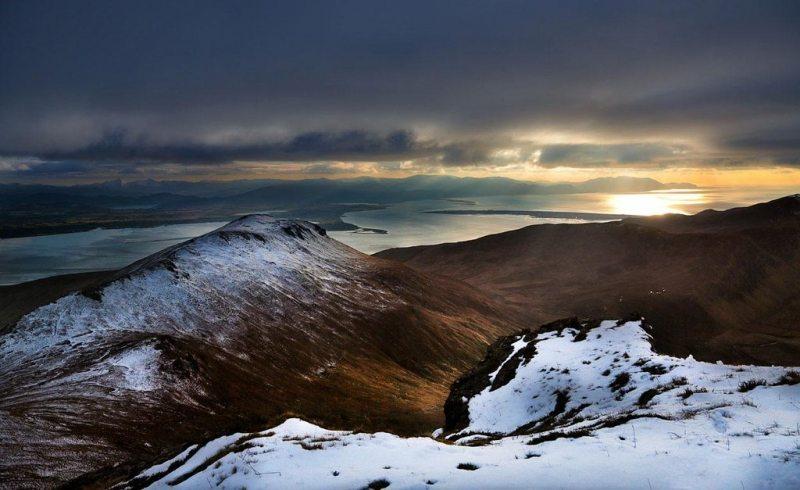 Caherconree Mountain, Irish Mythology, Kerry, Wild Atlantic Way, Ireland Fionn MacChumhaill Cu Roi