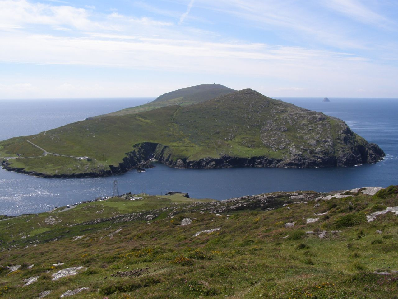 Dursey Island, West Cork, Ireland, Wild Atlantic Way