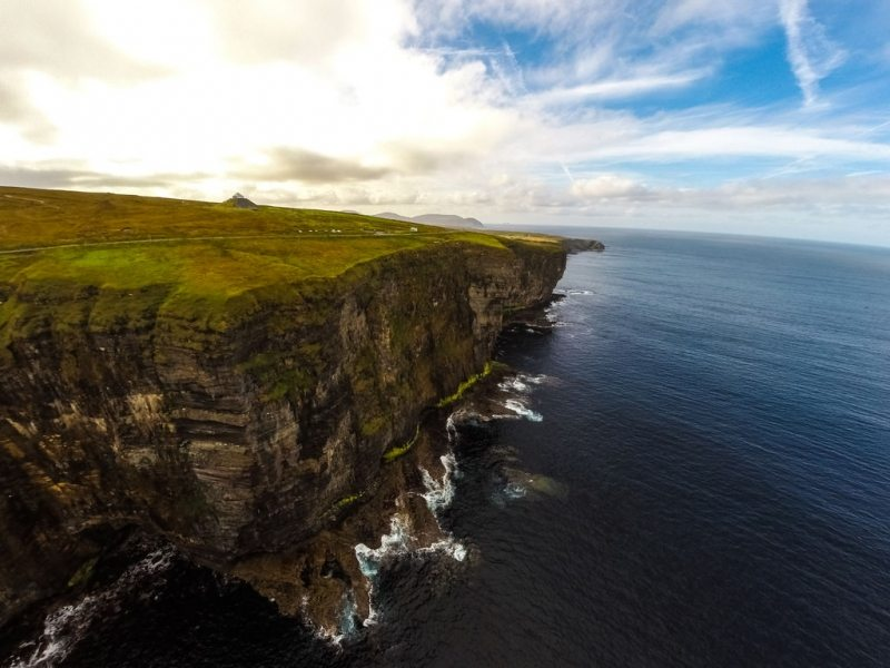 Ceide Fields and Cliffs, Co Mayo, Wild Atlantic Way, Ireland by Raymond Fogarty