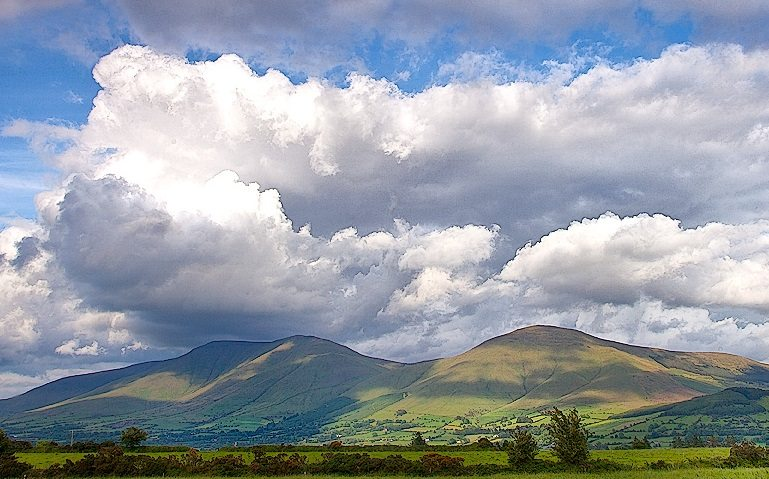 Galtee Mountains, Limerick Tipperary, Munster Vales, Irelands Ancient East Photo John Finn