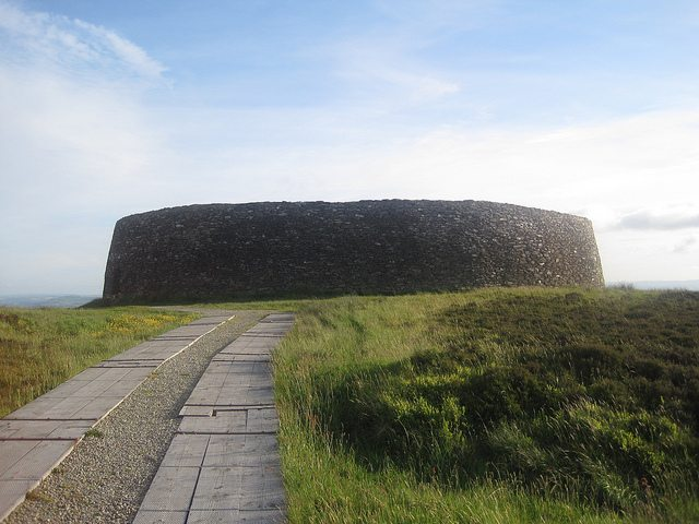 Grianan an Aileach Stone Fort, Inishowen, Donegal ccl.dublinmolloy