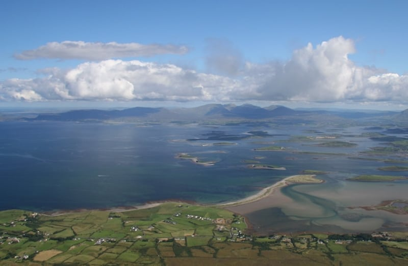 Clew Bay, Co Mayo, Wild Atlantic Way