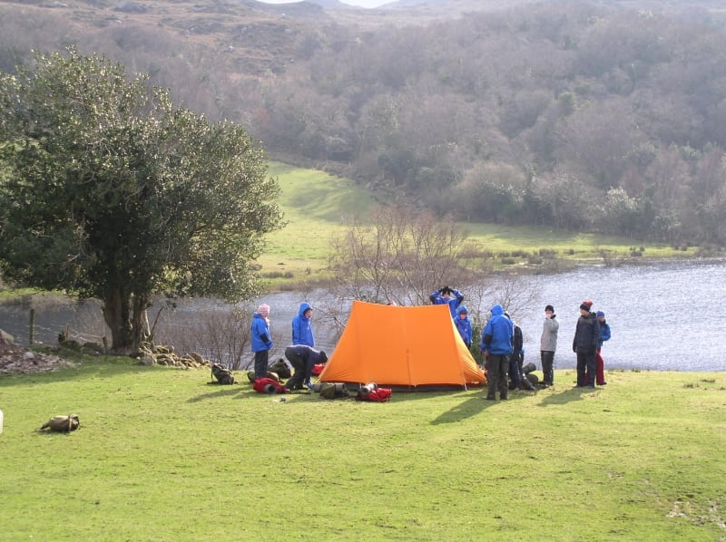 Cappanalea Camping