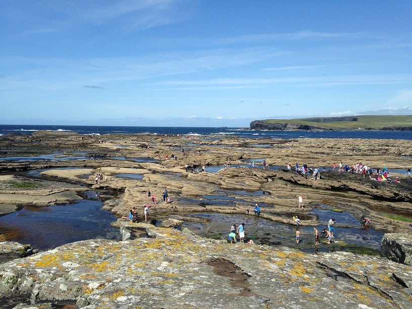Pollock-Holes-Kilkee-Co.-Clare-Ireland-snorkeling-and-swimming
