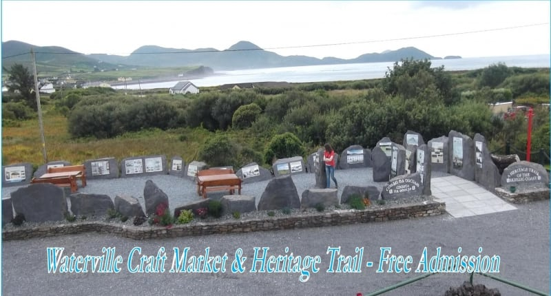 Waterville craft market and heritage trail